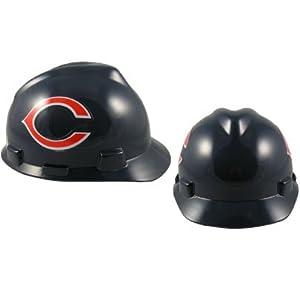 Chicago Bears Hard Hat | NFL Hard Hats | SportsHardHats.com 1