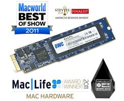 OWC 120GB Aura 6G Solid-State Drive for 2010-2011 MacBook Air by OWC