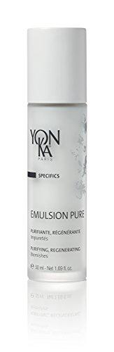 Regenerating Fluid - Yonka Specifics Emulsion Pure Purifiante & Regenerante, Purifying and Regenerating Emulsion (1.7 Ounce / 50 Milliliter) - Face Treatment for Acne-Prone Skin Types