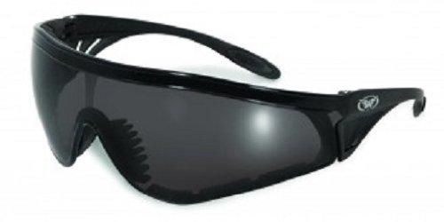Global Vision Eyewear Python Safety Glasses, Smoke - Designer Amazon Eyewear