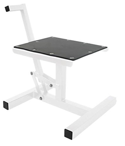 Motorsport Products Pro Lift Stand - White 92-6008