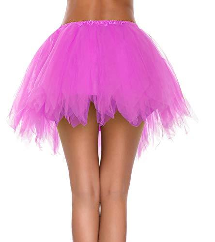 58f6e5560c94 Jual v28 Women s Teen s 1950s Vintage Tutu Tulle Petticoat Ballet ...