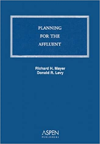 Planning for the Affluent
