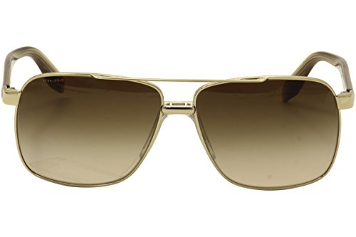 380d472f98 Versace Men s VE2174 Sunglasses Pale Gold   Brown Gradient 59mm