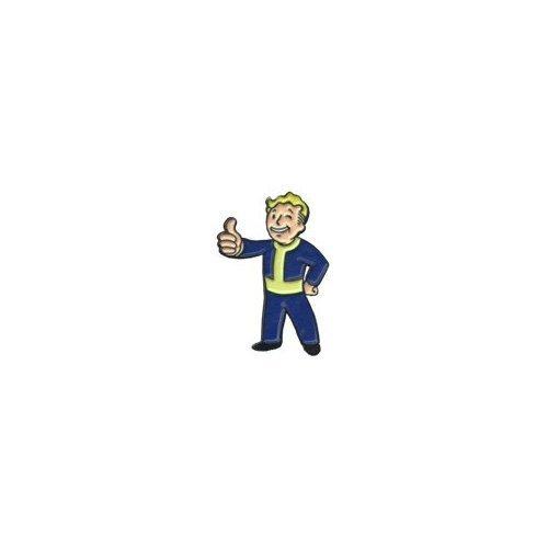(Fallout 3 Lapel Pin: Vault Boy by Bethesda)
