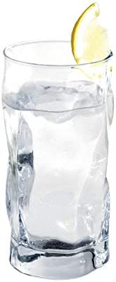 Bormioli Rocco Sorgente Long drink vidrio 460ml, 6 vasos