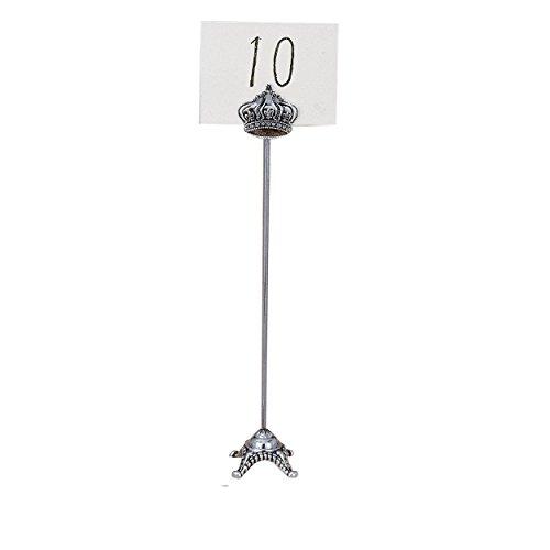 Elegance-Silver-12-Silver-Crown-Table-Number-Holder