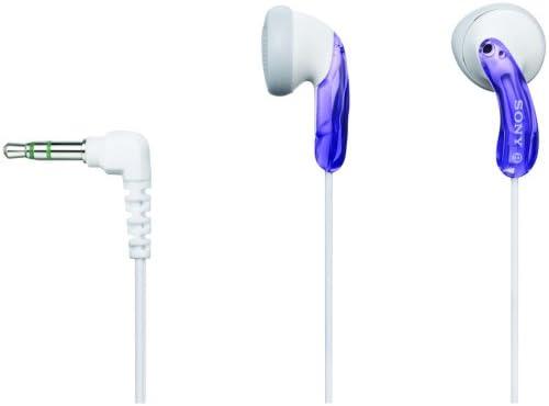 Order Sony Mdr-E10Lp/Vlt Headphones - Fashion Earbuds (Violet) (Discontinued by Manufacturer) JC4d36R