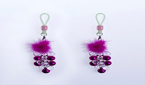 Ladys-Hanging-Nipple-Clips-Chain-Adornment-Clip-Non-Piercing-Sex-Toy