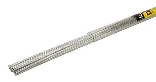 Hot Max 24189 1/16-Inch ER4043 Aluminum TIG Filler Rod, 1# (Best Aluminum Tig Rod)