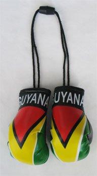 Guyana - Mini Boxing Gloves