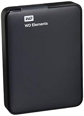Western Digital Elements Portable Hard Drive