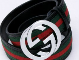 Price comparison product image GG Men's Belt Green/Red