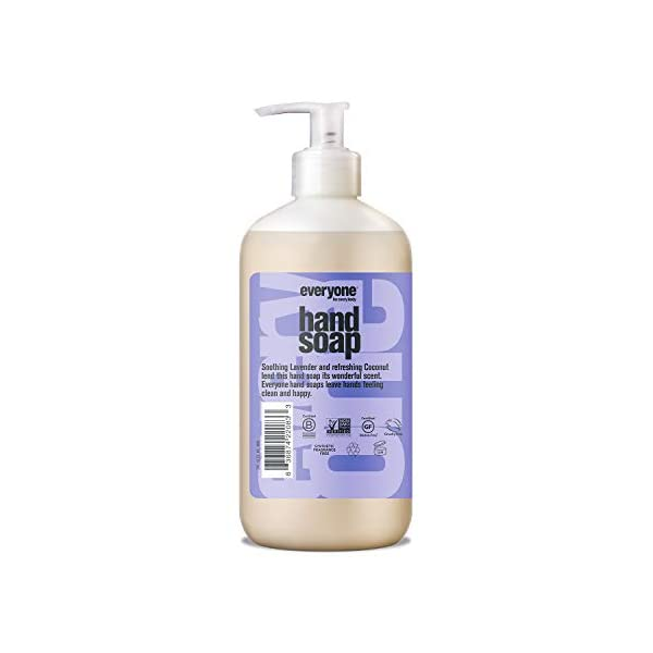 Hand Soap: Lavender and Coconut