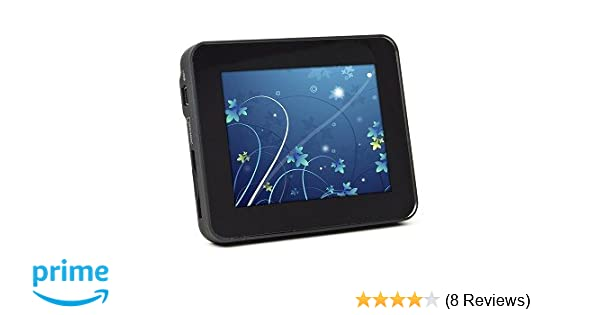 Amazon.com: Insignia 3.5-inch Portable LCD Digital Photo Frame, Black: Office Products