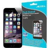 (Accell Tech Guard Ultra-Clear Screen Protector for iPhone 6 & 6S (S179A-002L))