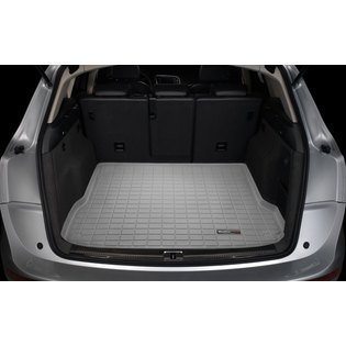 WeatherTech Custom Fit Cargo Liners for Chrysler Town & Country Long Wheel Base, Grey (Country Weathertech Cargo Liner)