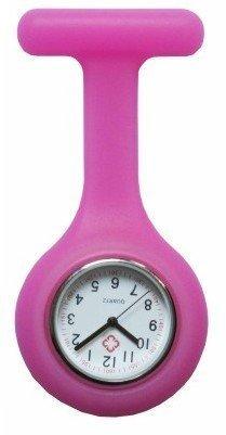 15 opinioni per Boolavard® TM Orologio da infermiere in silicone con spilla- orologio tascabile