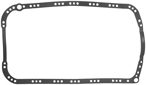 Fel-Pro OS30632R Oil Pan Gasket Set (Gasket Oil Accord 91 Pan Honda)
