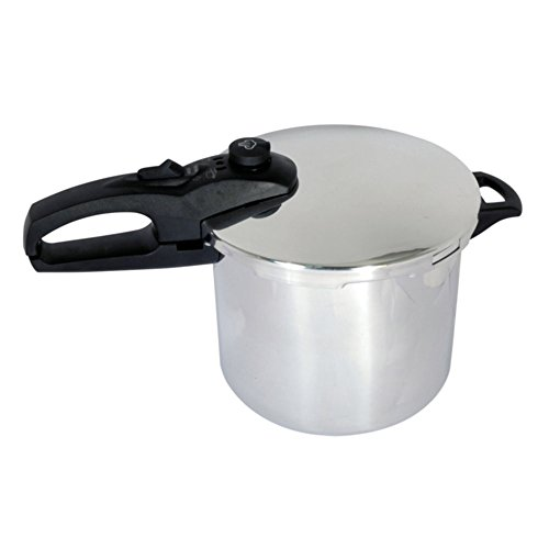 Better Chef PCSS-4 4QT Pressure Cooker Dishwasher Safe Home