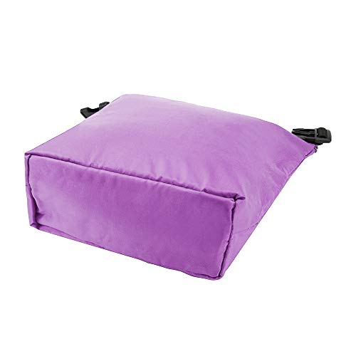 HighlifeS Lunch Bag Waterproof Thermal Fashion Cooler Insulated Lunch Box More Colors Portable Tote Storage Picnic Bags (Purple) by HighlifeS (Image #2)