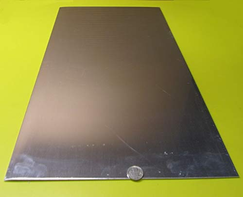 1 Pc. 2024-T3 Aluminum Sheet.090 Thickness x 12 Width x 24 Length