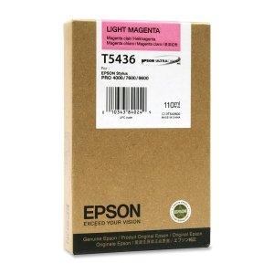 Magenta Ink Ultrachrome (Epson ULTRACHROME LIGHT MAGENTA INK (T543600))