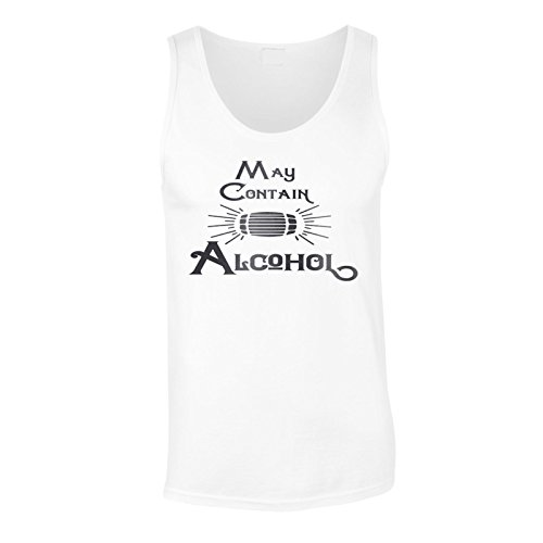 Kann Alkohol Enthalten Herren Tank top n363mt