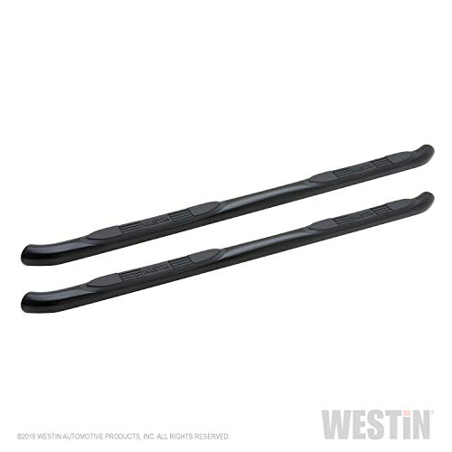 Westin 23-2675 E-Series Black Side Steps E Series Black Side Steps
