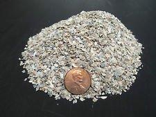 Crushed Oyster Shell, fine dyna Rock Cactus Cacti Seedling Soil Media 1 lb Bag