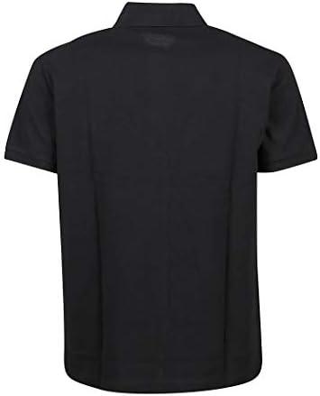Fashion | Etro Man 1Y14292400001 Black Cotton Polo Shirt | Spring Summer 20