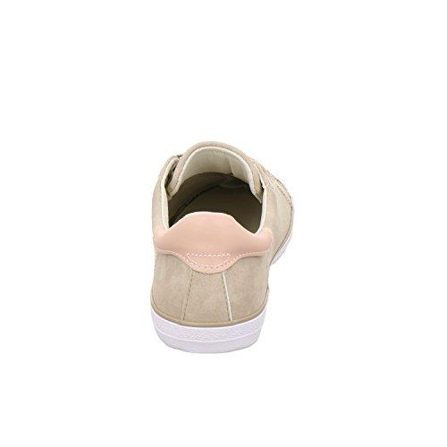 Esprit Damen Astro Lace Up Sneaker Rosa