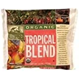 Woodstock Farms Organic Tropical Fruit Blend, 10 Ounce -- 12 per case.