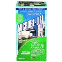 Ecological Laboratories Microbe-Lift Septic and Cesspool Treatment 32 fl. oz by ECOLOGICAL LABS INC