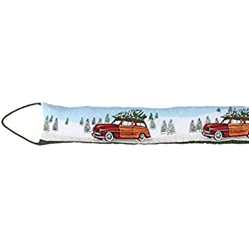 Amazon Com Draft Blocker Festive Holiday Christmas Door