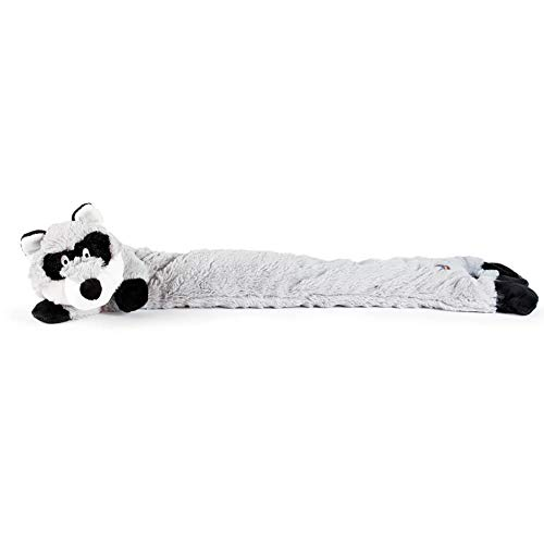 (CHARMING Pet Longidudes Raccoon Squeaky Dog Toy)