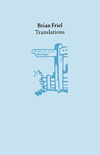 Translations A Play Faber Paperbacks