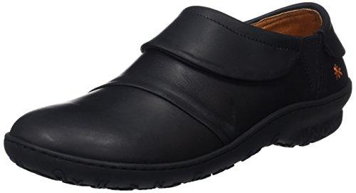 black black Mujer Cordones Sin Zapatillas Negro Black Art Para Grass black F7qHvqwp