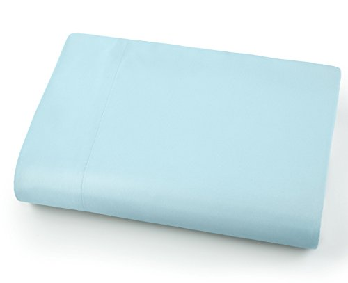Southshore Fine Linens - Oversized Flat Sheets Extra Large - 132 Inches x 110 Inches (Sky Blue)