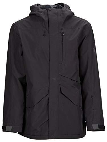 (Bonfire Vector Insuilated Jacket - Men's Black Medium)