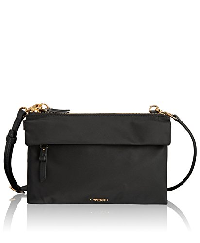 Tumi Voyageur Tristen Crossbody Messenger Bag, Black by Tumi