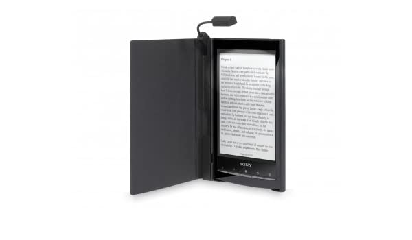 Sony PRSA-CL10 Cover con lámpara LED para eBook Reader PRS-T1 ...