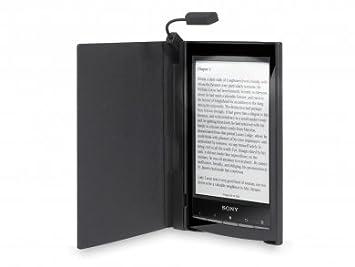 Sony PRSA-CL10 Cover con lámpara LED para eBook Reader PRS-T1 ...