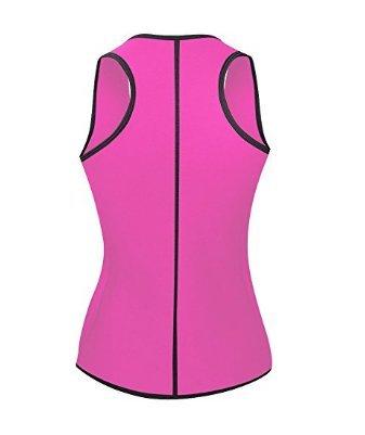 UltraComfy Waist Trainer Corset for Weight Loss Sweat Vest Sauna Suit Waist Trimmer