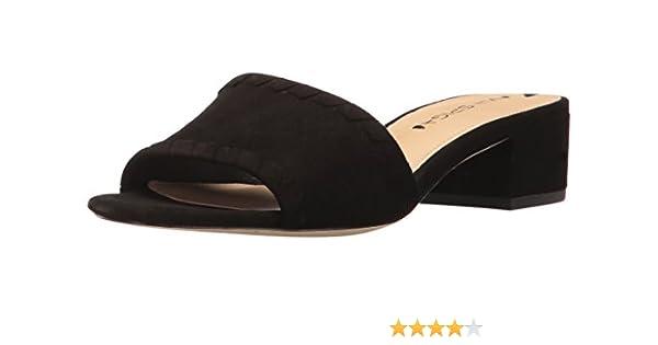 24069861e1 Amazon.com | Via Spiga Women's Gwendolyn Slide Sandal | Sandals