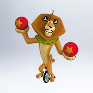 Amazon.com: Dreamworks Madagascar 3 The Mane Event Alex 2012 Hallmark