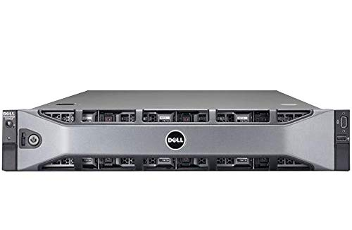 PowerEdge R720XD File or Backup Server, 2 x Intel E5-2660 2.2GHz, 32B DDR3 Memory, 72TB Storage, 3 Year Parts Replacement Warranty