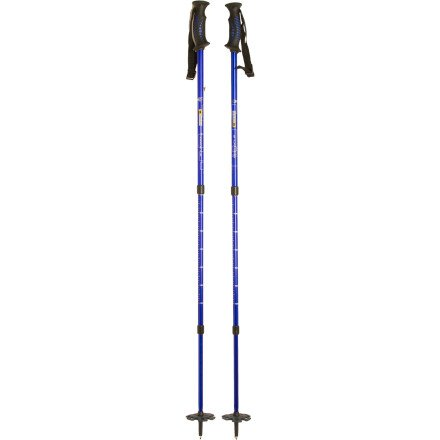 Mountainsmith Pinnacle Trekking Pole One Color, 54, Outdoor Stuffs