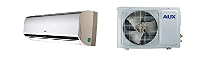 AUX Air Conditioner Inverter+ Ductless Wall Mount Mini Split System Air Conditioner & Heat Pump Full Set