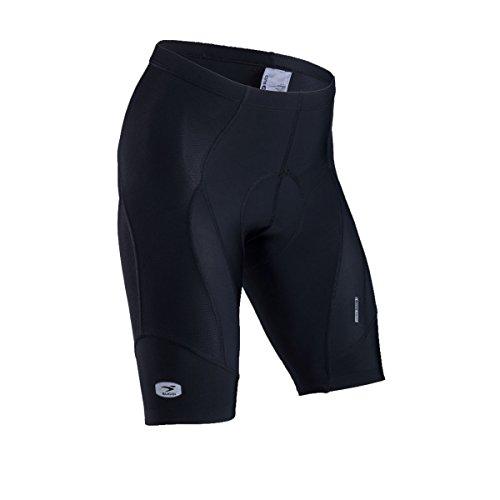 SUGOI Men's RS Pro Shorts, Black, Large
